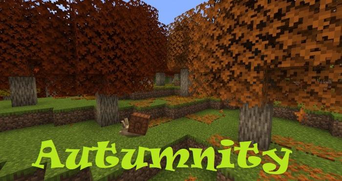 Autumnity 1.16.1/1.15.2/1.14.4