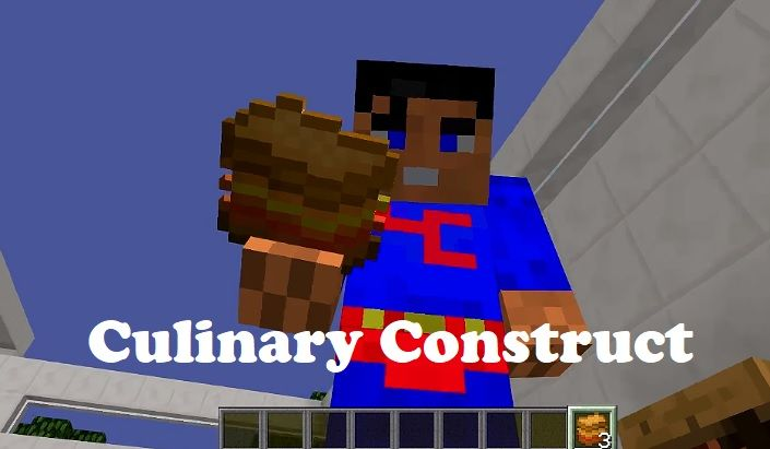 Culinary Construct Mod 1.16.4/1.15.2
