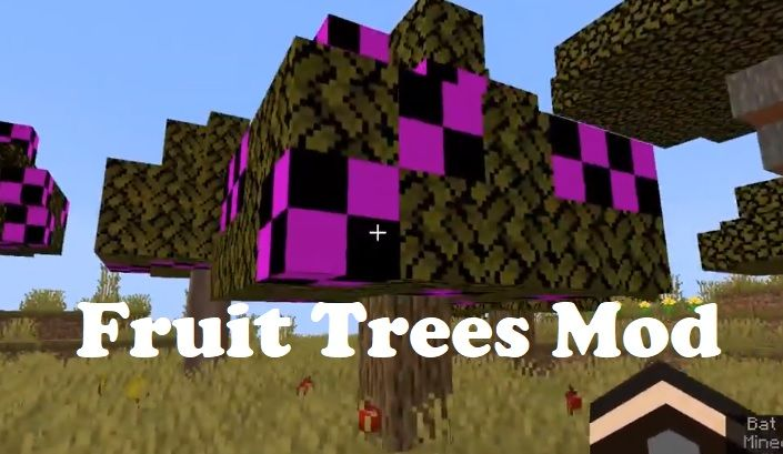 Fruit Trees 1.16.5/1.15.2