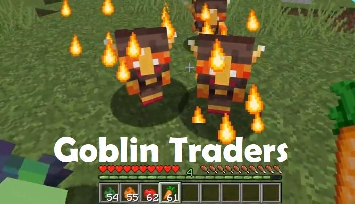 Goblin Traders 1.16.5/1.15.2