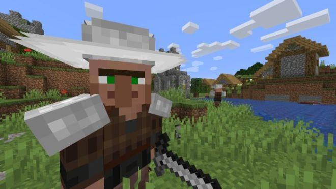 Guard Villagers Mod 5
