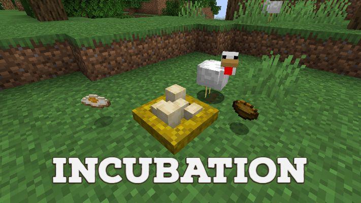 Incubation Mod 1.16.4/1.15.2