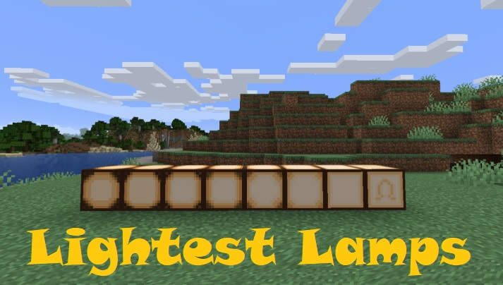 Lightest Lamps 1.16.2/1.16.1/1.15.2