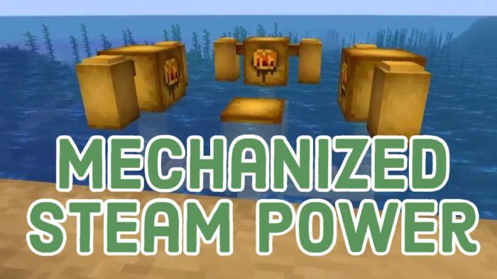 Mechanized Power System 1.16.5/1.15.2