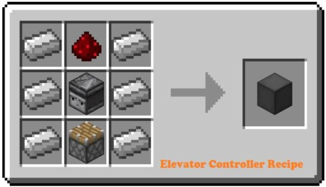 Moving Elevators Mod 1
