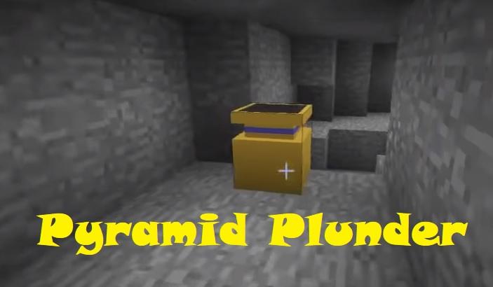Pyramid Plunder 1.16.5/1.15.2