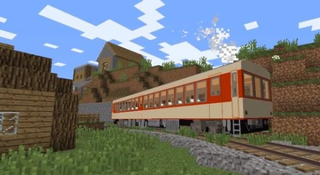 Real Train Mod 1