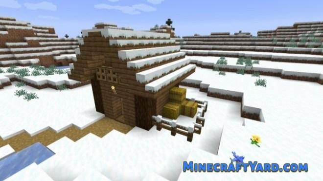 Snow! Real Magic Mod 5