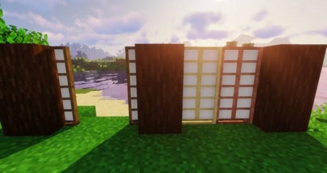 Macaw's Doors Mod 7