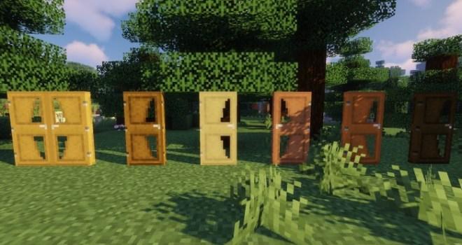 Macaw's Doors Mod 5