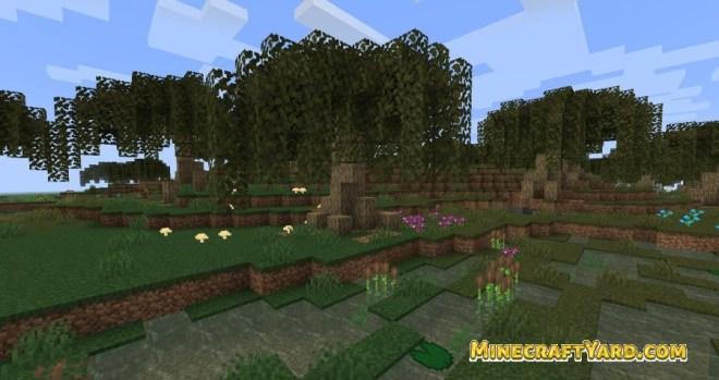 Better Default Biomes 2