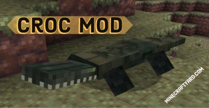 Croc Mod 1.16.5/1.15.2