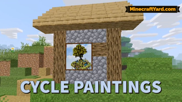 Cycle Paintings Mod 1.16.5/1.15.2