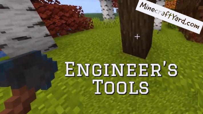 Engineer's Tools 1.16.5/1.15.2