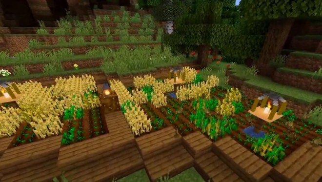 Harvest Sprites Mod 2