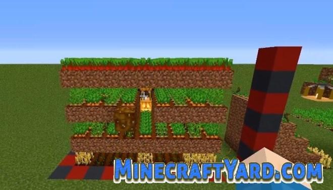 Harvest Sprites Mod 4