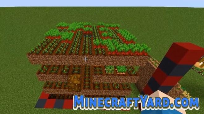Harvest Sprites Mod 5