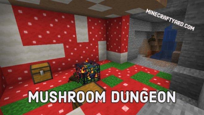 Mushroom Dungeon