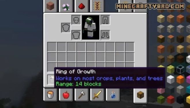 Ring of Growth Mod 2