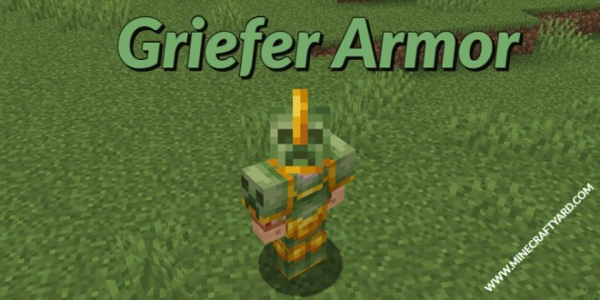 Savage and Ravage Griefer Armor