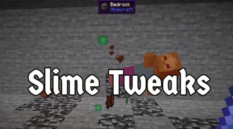 SlimeTweaks 1.16.5/1.15.2