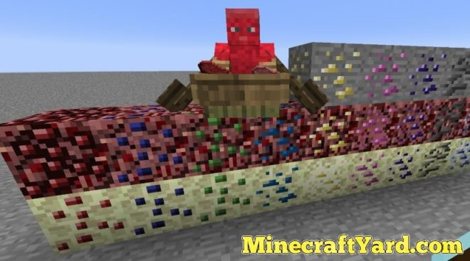 Netherending Ores 3