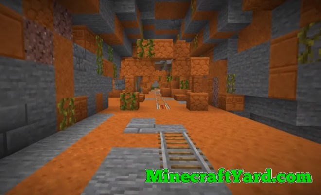Yung's Better Mineshafts Mod 1