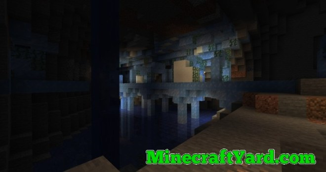 Yung's Better Mineshafts Mod 8