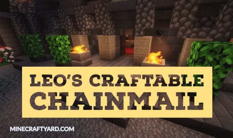 Leo's Craftable Chainmail 1.16.5/1.15.2