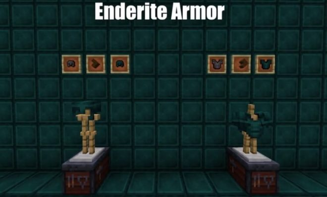 Enderite Mod 2