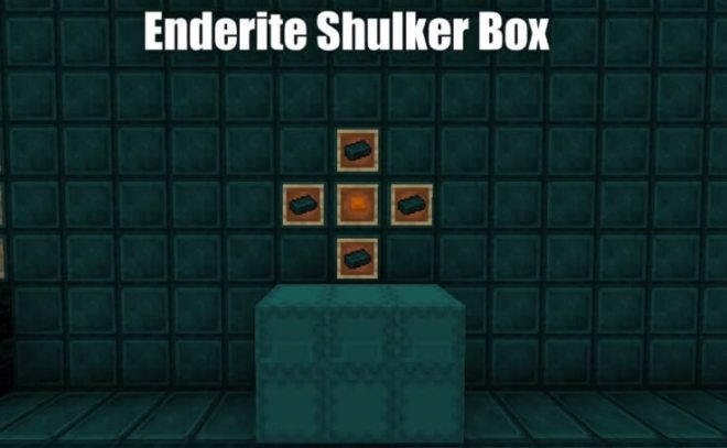 Enderite Mod 9