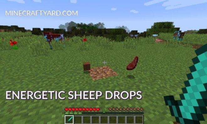 Energetic Sheep Mod