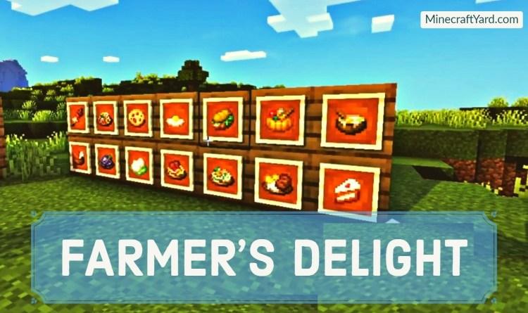 Farmer's Delight Mod 1.16.5