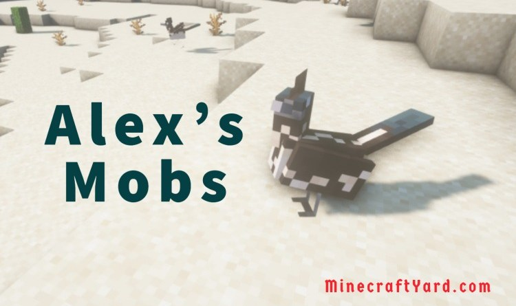 Alex's Mobs 1.16.5/1.16.4