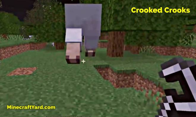 Crooked Crooks Mod