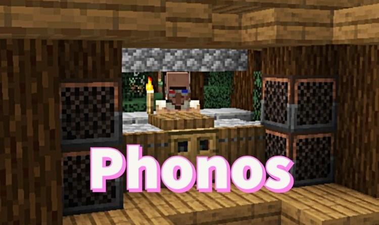 Phonos Mod 1.16.5