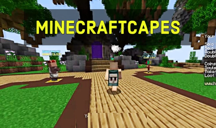 MinecraftCapes Mod 1.17.1/1.16.5