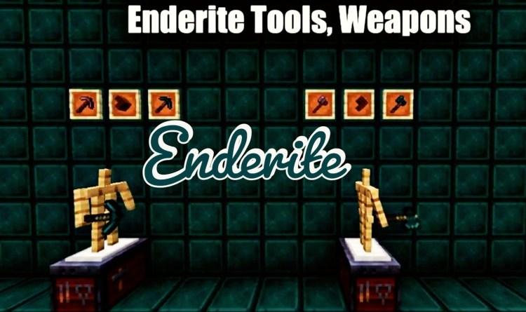 Enderite Mod 1.16.5