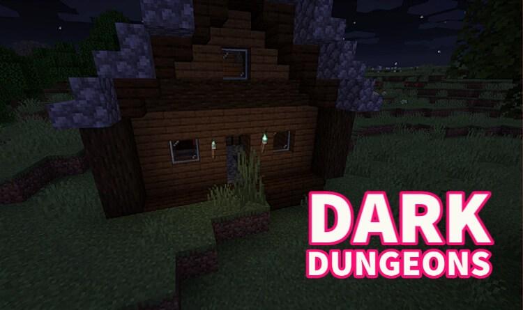 Dark Dungeons Mod 1.16.5