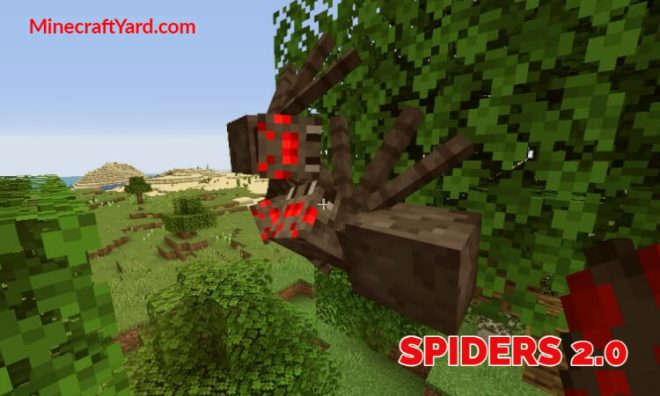 Spiders 2.0 Mod 3