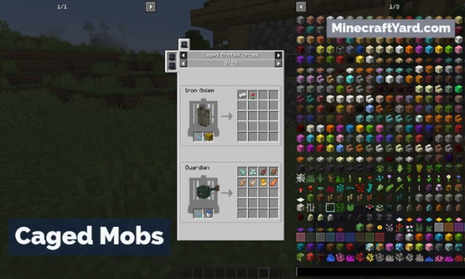 Caged Mobs 4