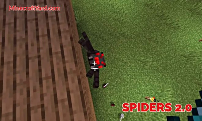 Spiders 2.0 Mod 4