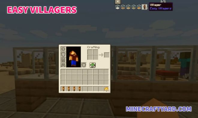 Easy Villagers Mod 6