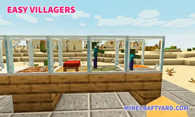 Easy Villagers Mod 9