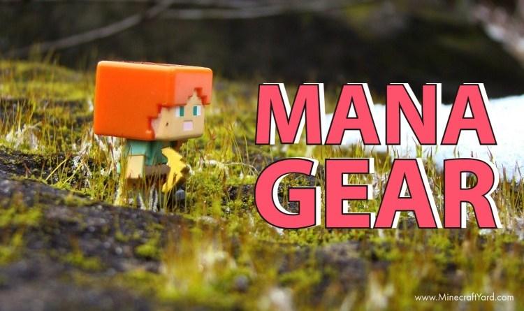 Mana Gear Mod 1.16.5