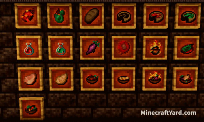 Nether Agriculture Mod 1
