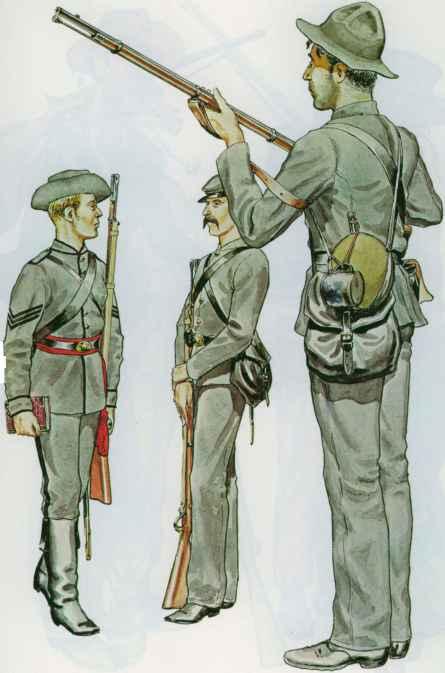 Butternut 1865 American Uniforms Mine Creek Battlefield