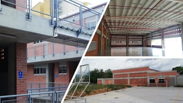 Actualmente el Ministerio adelanta nueve proyectos de infraestructura educativa en Neiva.