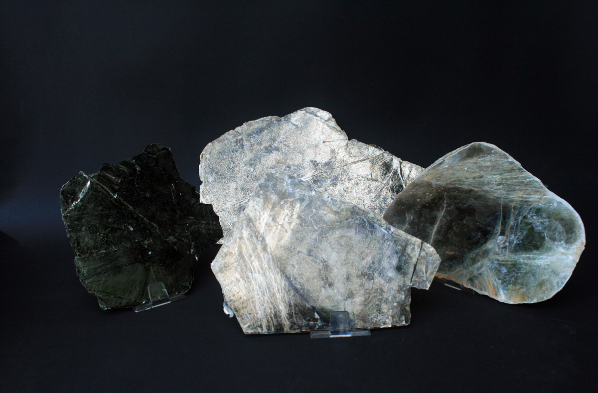 Mineral Expo Crystal Muscovite