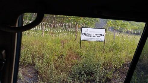 Zabrana pristupa na rudnik